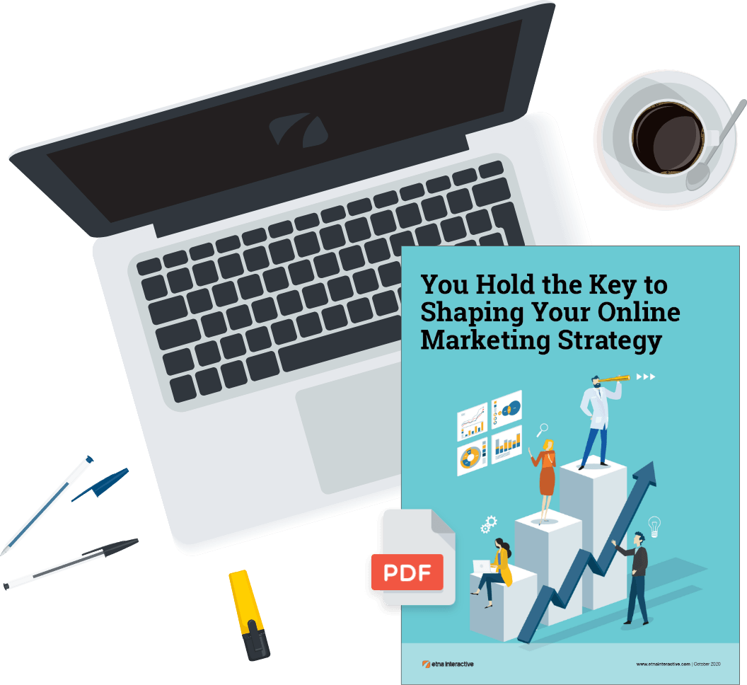 You Hold the Key to Shaping Your Online Marketing Strategy Download