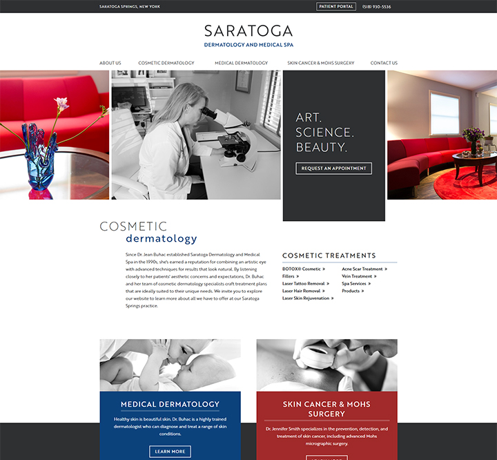 Saratoga Dermatology & Medical Spa