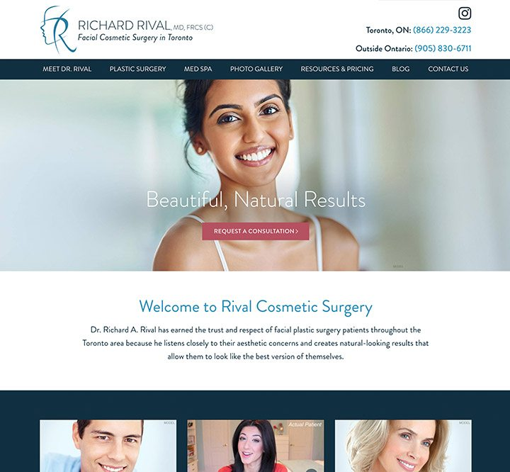 Rival Cosmetic Surgery