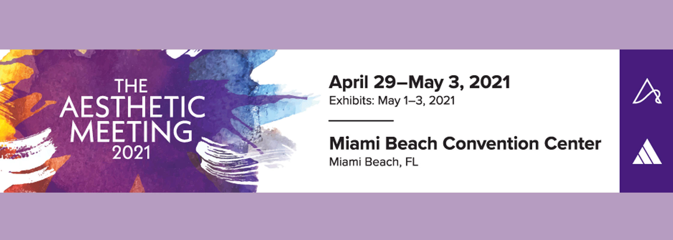 Join Etna Interactive at the Aesthetic Meeting 2021 in Miami Beach, FL