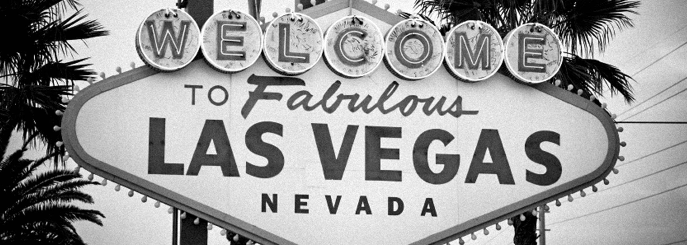 Welcome to Las Vegas Iconic Sign