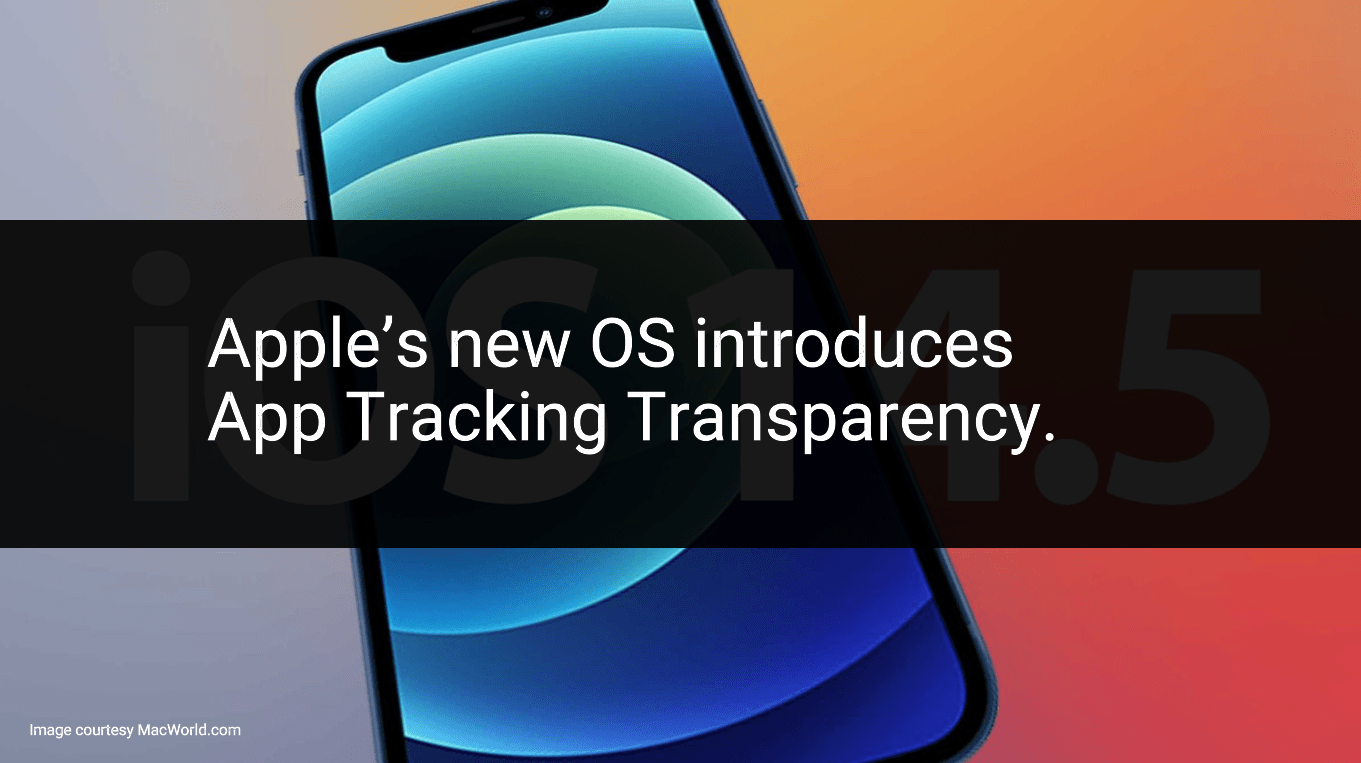 Apple iOS 14.5 App Tracking Transparency