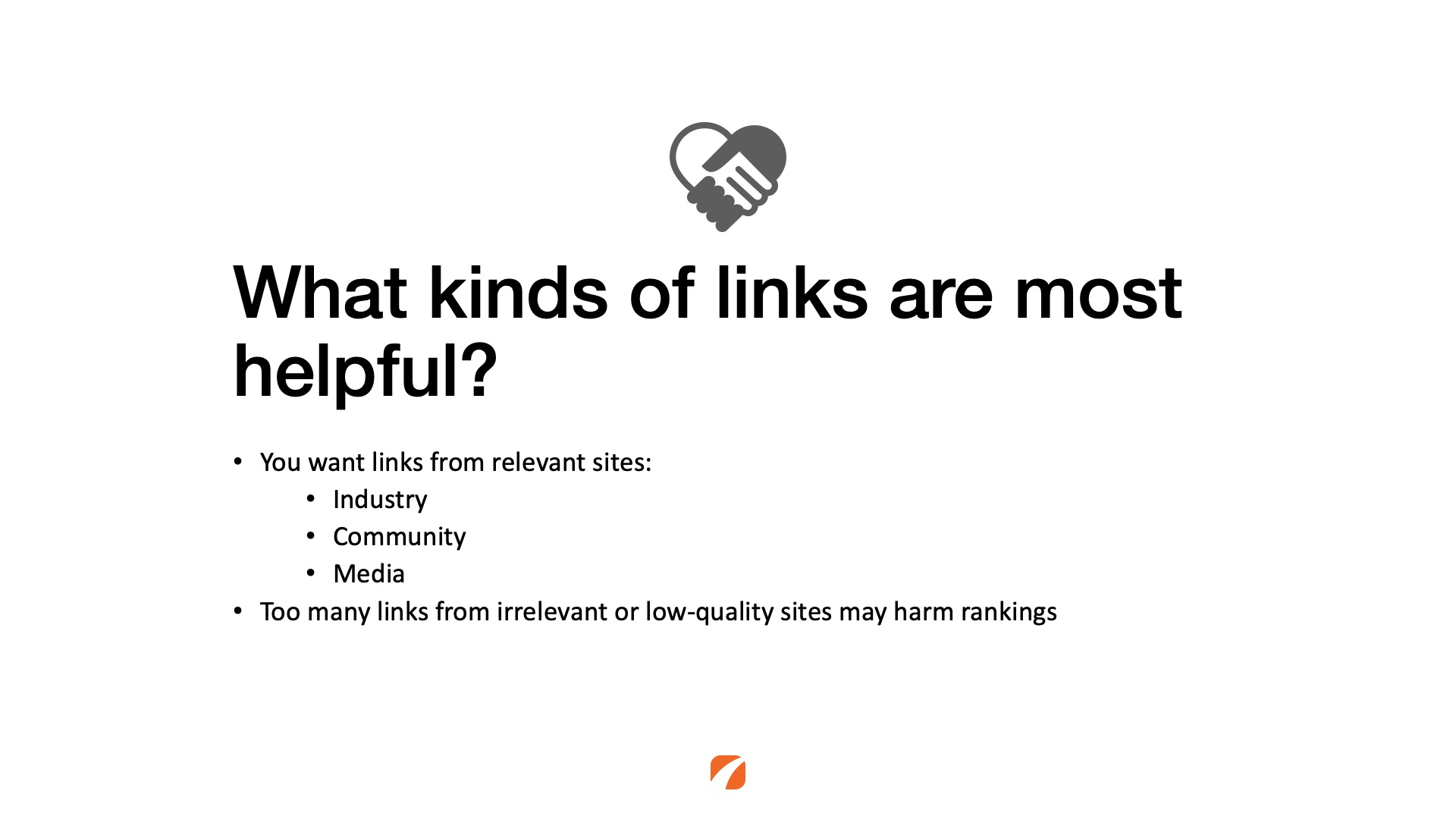 Types of backlinks that are the most helpful