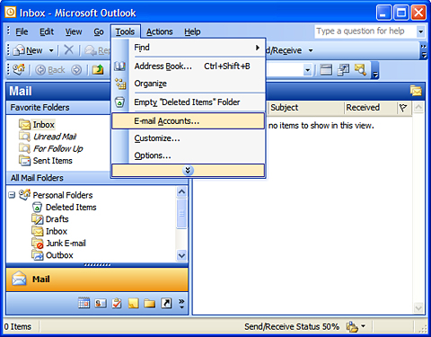 How to Set Up Email on a PC